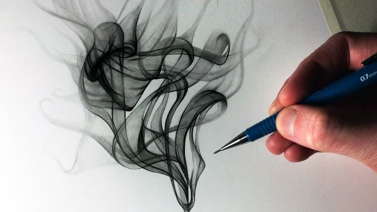 How to draw realistic smoke. Hi everyone! Here's another tutorial video. Showing how to draw realistic smoke. I really hope this is helpful in some way. Plea...