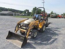 2007 Cub Cadet 6284 4x4 Diesel Compact Tractor Loader Backhoe!backhoe loader financing apply now www.bncfin.com/apply