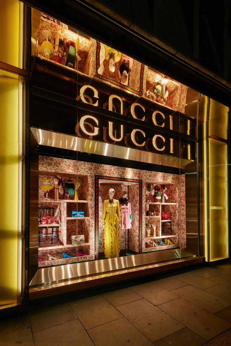 Gucci: Collection for the Holiday Season  By www.chameleonvisual.com