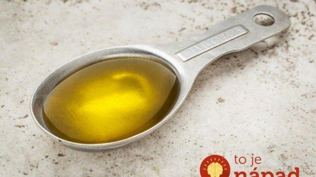 Viete, čo dokáže olivový olej, ak si ho necháte chvíľu v ústach? Toto by ste mali vedieť!