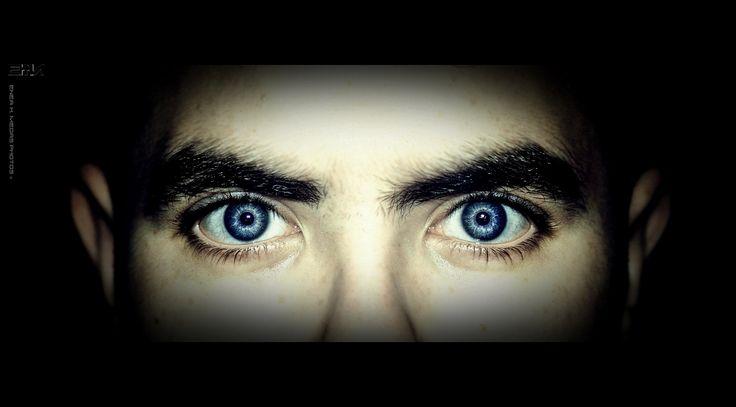 Watch me!! by Enea H. Medas  on 500px