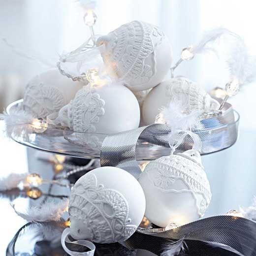 Делая новогодние шары, воспользуйтесь готовой основой - Новогодние шары своими руками: где взять идеальную основу?