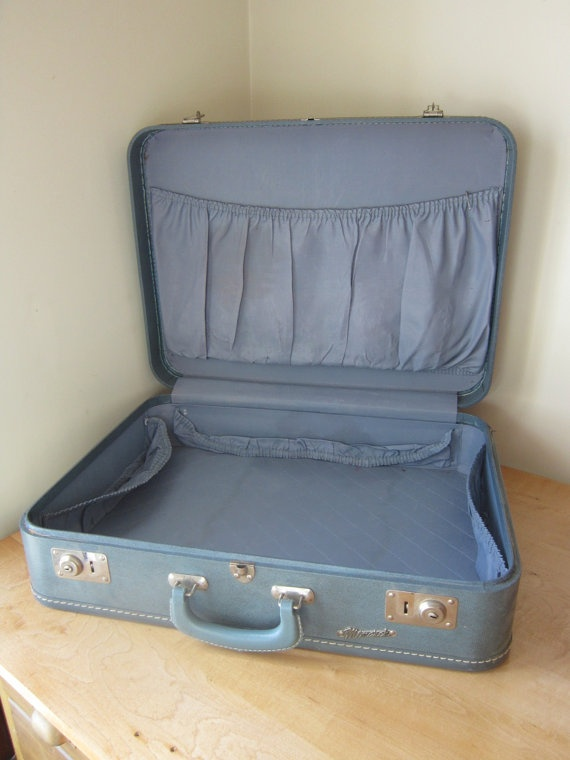 119 best Koffers images on Pinterest | Vintage luggage, Vintage ...