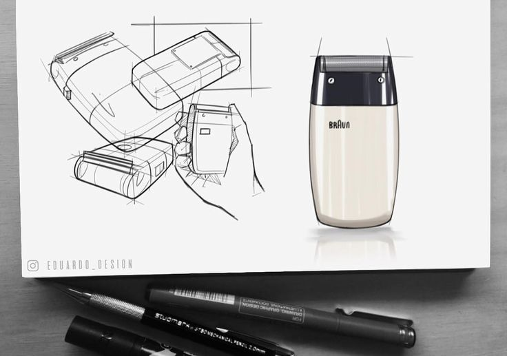 "527 Likes, 15 Comments - Product Design Engineer (@eduardo_design) on Instagram: ""Project exploration.☝BRAUN #sketch #inspiration #design #productdesign #industrialdesign #designer…"""