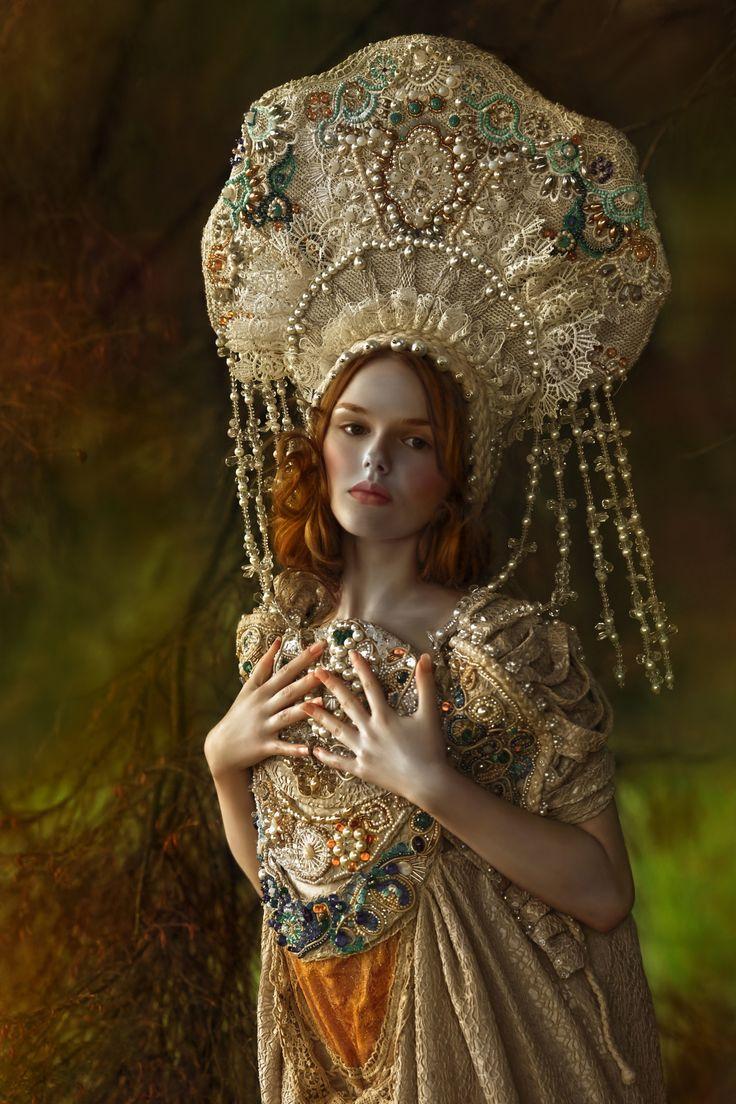 Eternity - Model: Michelle Fashion designer: Agnieszka Osipa