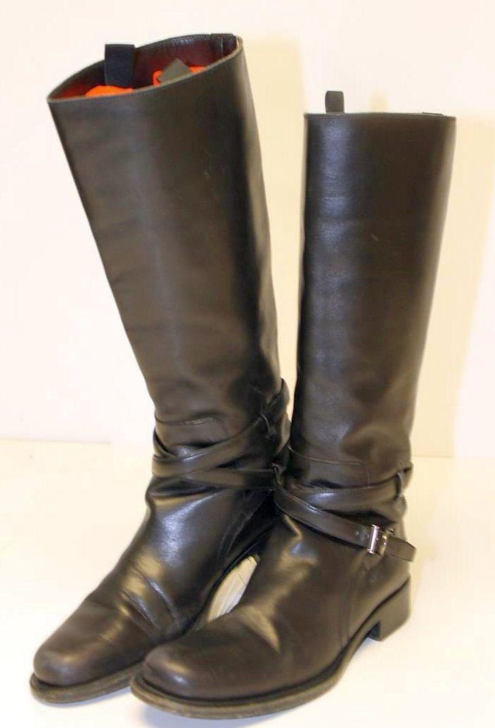 Prada Western Boots CBUp7zb