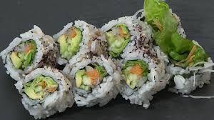 Suschi vegetariano tenemos una gran variedad en nuestros platillos de mar para que disfrutes en compañía de los que más quieres