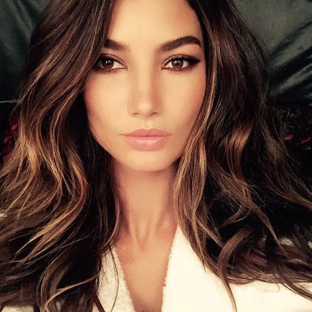 "Lily Aldridge as ""Mari"" the daredevil parachuting heroine in SPY FALL."