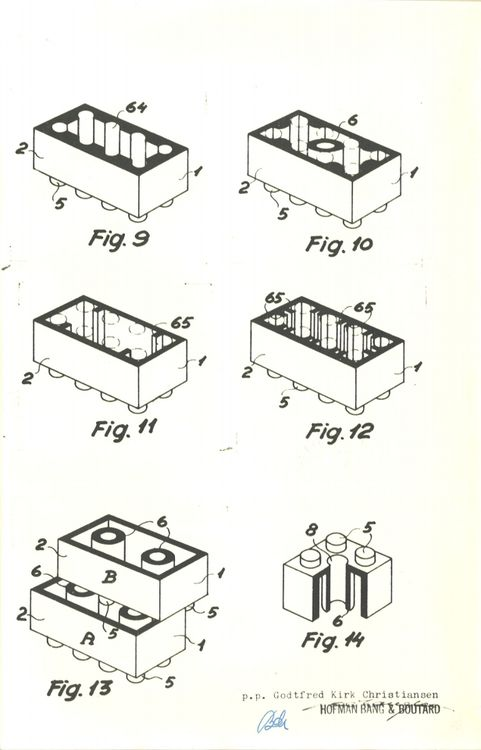 Patent Drawings on Automobile Accessories