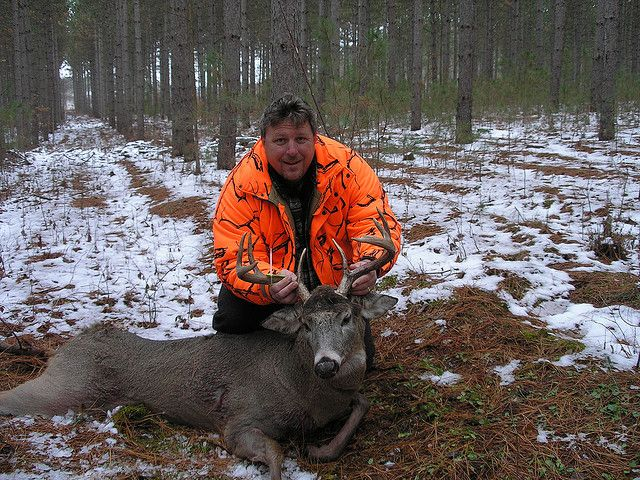 Deer Hunting in the Great State of Wisconsin  #wisconsin deer hunting  #deer hunting