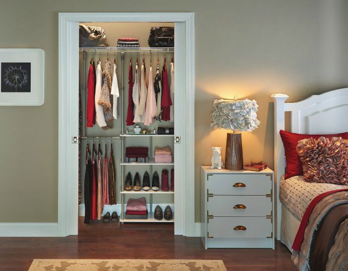Inspired: Living Clutter Free. Fall 2015 Issue. Closet DoorsThe ClosetCloset  SystemEntryway ...