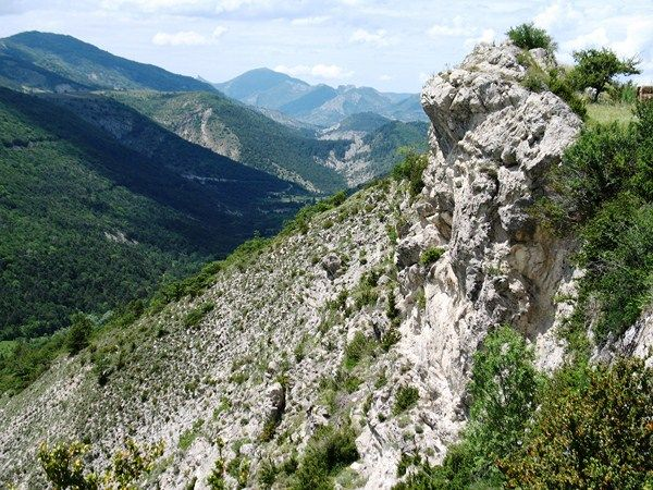 Les Baronnies: Secret Provence - Guided Walking Holiday in the Baronnies, France