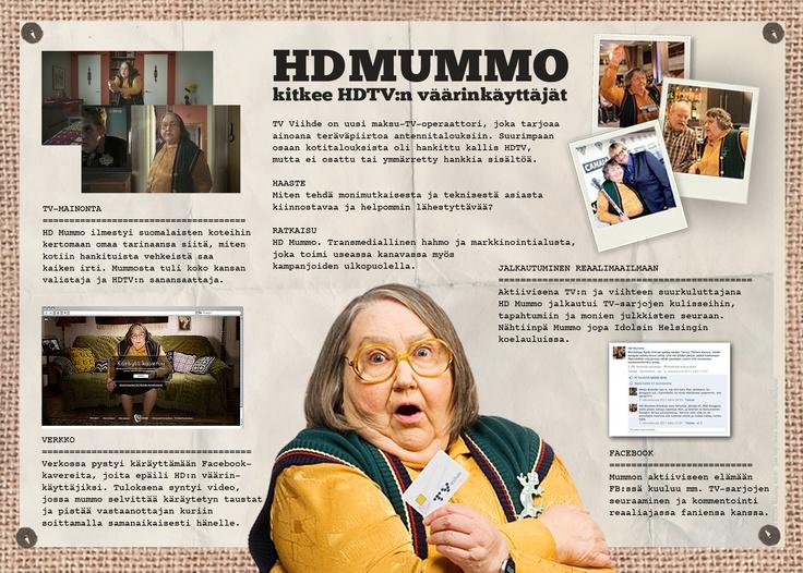TV VIIHDE: HD Mummo