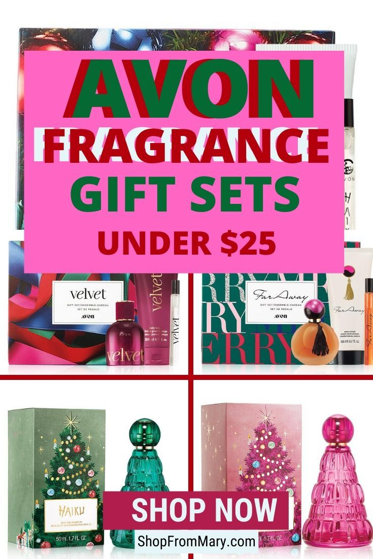 Perfume Gift Sets For Women Christmas Gifts From Avon Fragrance Gift Cheap Christmas Gifts Christmas Gifts For Women