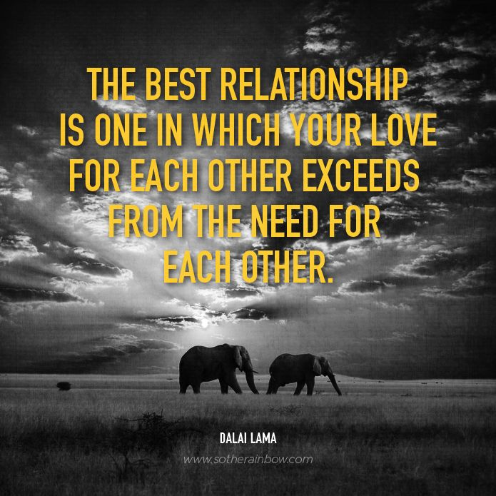 Our Love For Each Other: Best Relationship Quotes