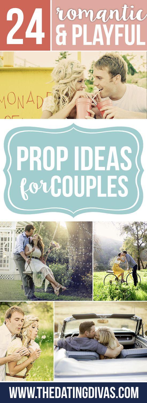 Fun Prop Ideas for Couples