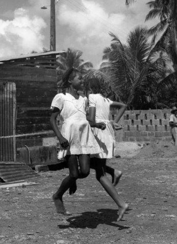 Récréation, Antilles, 1948 Denise Colomb