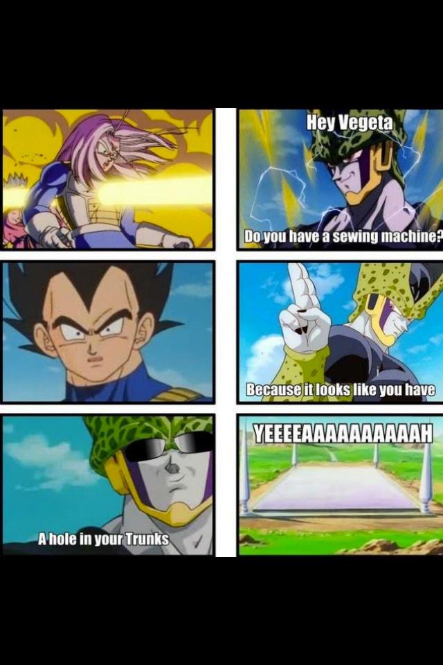 Dragon Ball Z Funny Meme : Dragonball z meme lol pinterest awesome