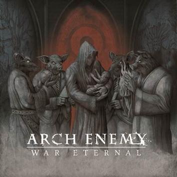 """L'album degli #ArchEnemy intitolato """"War Eternal"""". Un concentrato di grandi pezzi anche dopo l'uscita dal gruppo di Angela Gossow."""