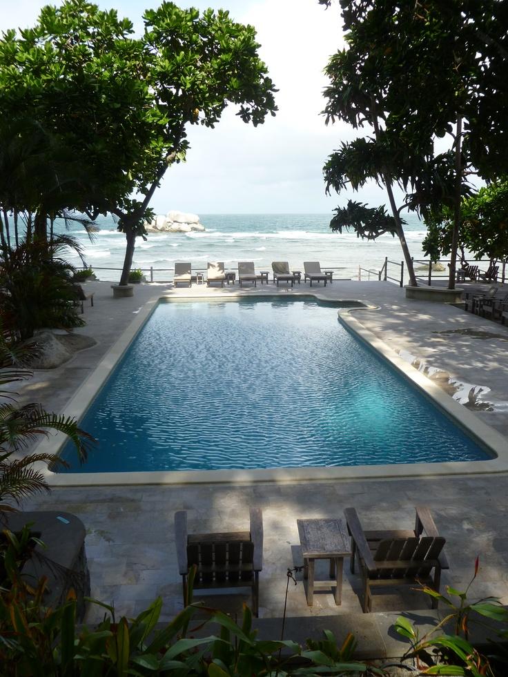 Indonesia, Nikoi Island The Pool Meir fantastisk enn det ser ut til!
