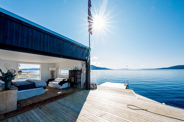 Located in the D'Entrecasteaux Channel between mainland Tasmania and Bruny Island, Satellite Island is a private escape getaway unspoiled by the likes of the public...