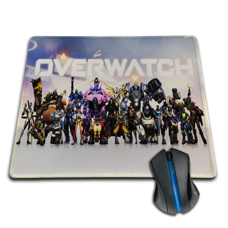 Large Gaming Mouse Pad Locking Edge Mouse Mat Over Watch Anti-Slip Mouse Pad 180x220x2mm 250x290x2mm mat Cool Design