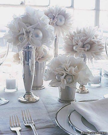 Stijlvol Styling: Inspirende winter bruiloften versus winterse feesten stylen www.stijlvolstyling.com