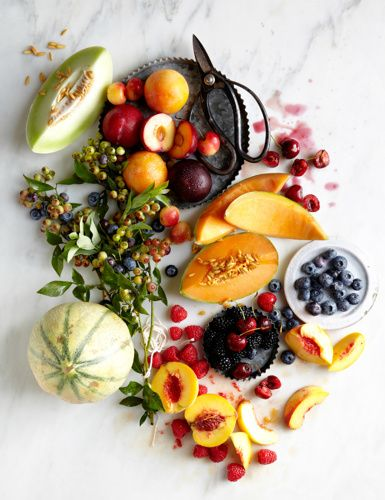 Fruit Still Life | Jen Causey
