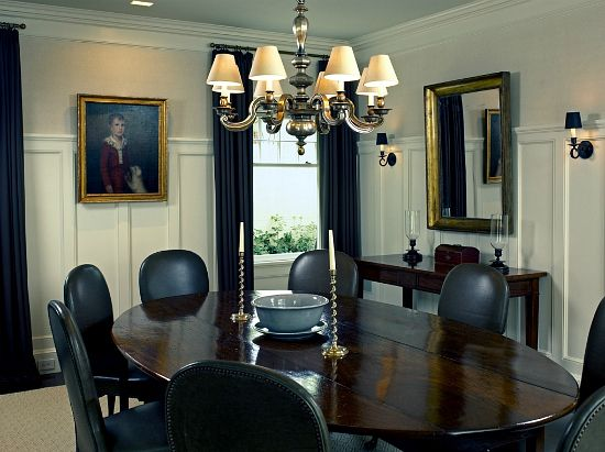 Hang Pictures Over Wainscoting Edge H O M E