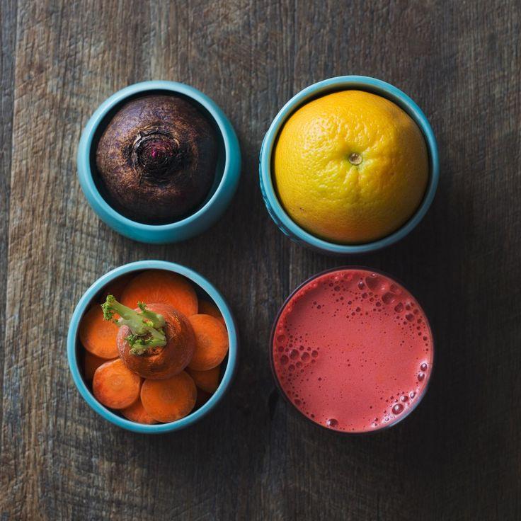 Beetroot, Carrot & Orange
