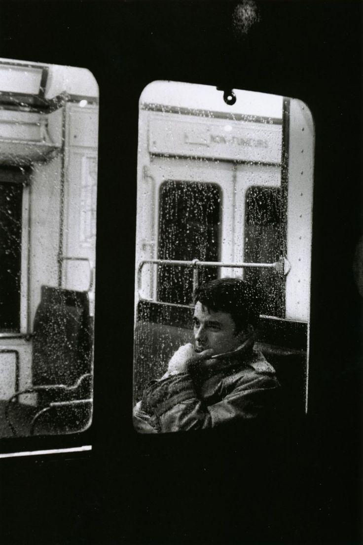 Jeanloup Sieff, Gérard Blain, Paris, 1959