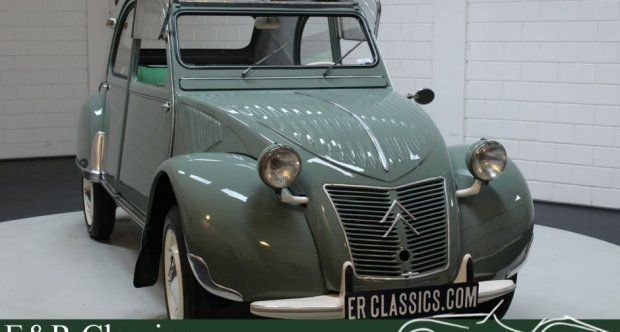 Citroen 2cv For Sale Classic Driver Citroen 2cv Citroen Car