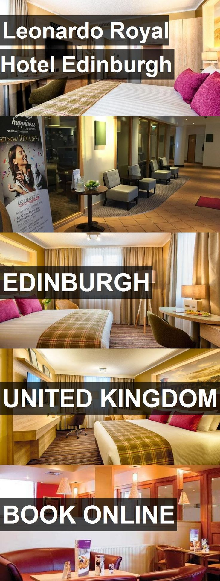 Hotel Leonardo Royal Hotel Edinburgh in Edinburgh, United Kingdom. For more information, photos, reviews and best prices please follow the link. #UnitedKingdom #Edinburgh #LeonardoRoyalHotelEdinburgh #hotel #travel #vacation