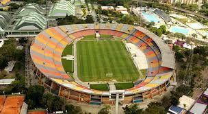 Estadio Atanasio Girardot, Medellín, Colombia. 44.739 espectadores. Equipos: Atlético Nacional e Independiente Medellín