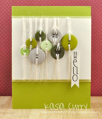AWESOME card & SO innovative by Kasia Curry on Paper Smooches blog!