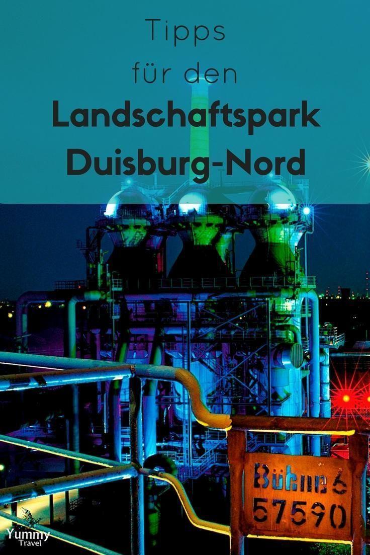 Das Ruhrgebiet ist voll von auergewhnlicher Industriekultur. Ich nehme dich mit auf eine Reise in den Landschaftspark Duisburg- Nord (LaPaNo) im Herzen des Ruhrpotts.