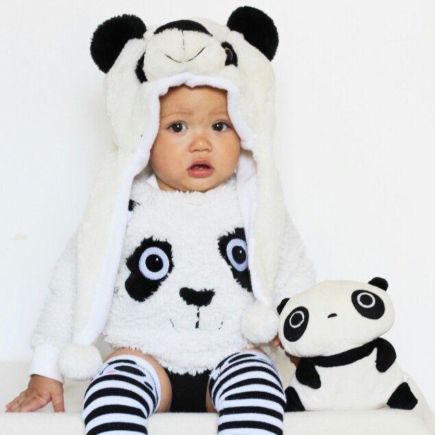 Monochrome Baby