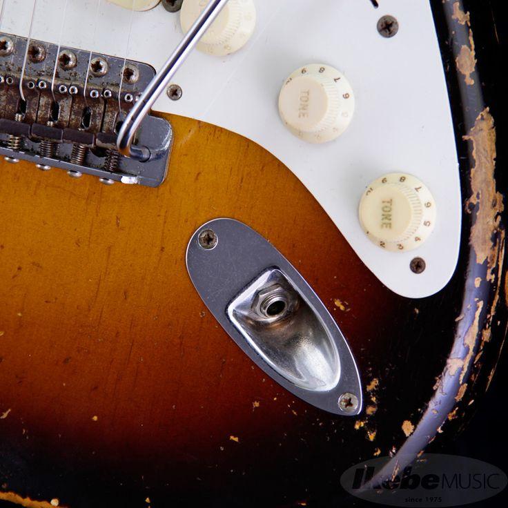 イケベ楽器店Website   Fender USA Stratocaster '59 SB/M