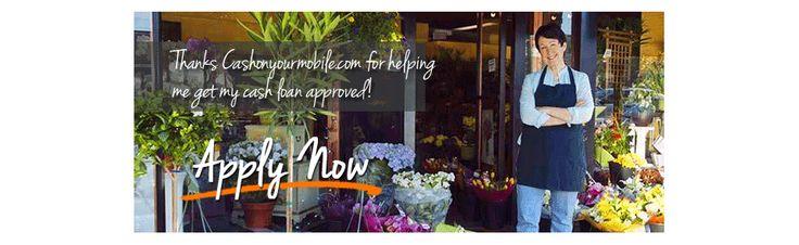Cash Loans, Bad Credit Loans, Personal Loans --> cashonyourmobile.com