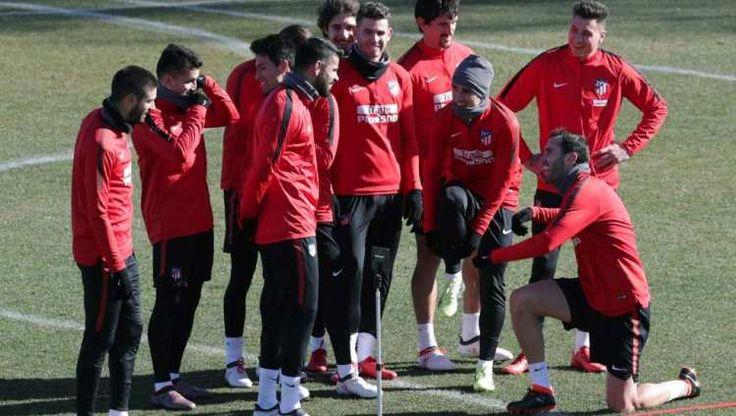 El Atlético cierra el mercado de fichajes 17/18 en números verdes: El Atlético de Madrid ha cerrado el mercado de invierno con tres salidas…