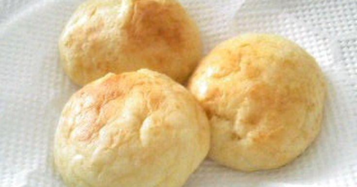 もちもち、ほんわり食感にハマります。所々に少し残ったお餅がビヨ~ンと伸びるのも楽しい、優しい甘さのお餅パンです。