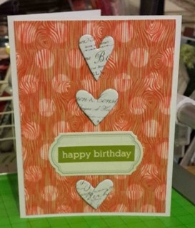 happy birthday card by rosaliejb at Studio Calico