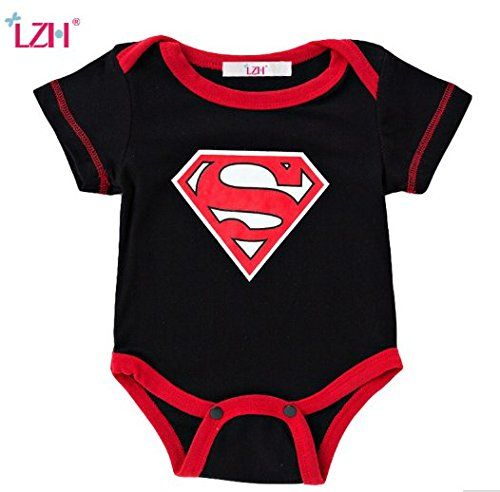 Baby Superhero Cotton Romper - Black and Red - Toodler, B... https://www.amazon.com/dp/B079XSWZZM/ref=cm_sw_r_pi_dp_U_x_iqZJAb3MJ86GW