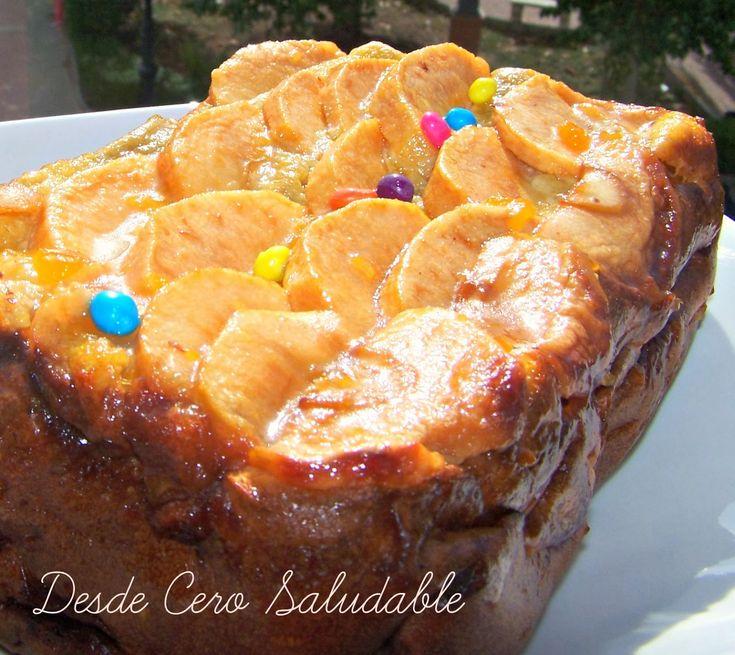 """Hace muchos años que hago esta tarta de manzana, digamos que es un """"mito"""" entre las personas que hacemos esto tan raro que es contar p..."""
