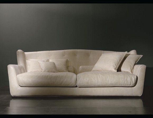 Nella Vetrina Rugiano Amelia 5031 upholstered Sofa