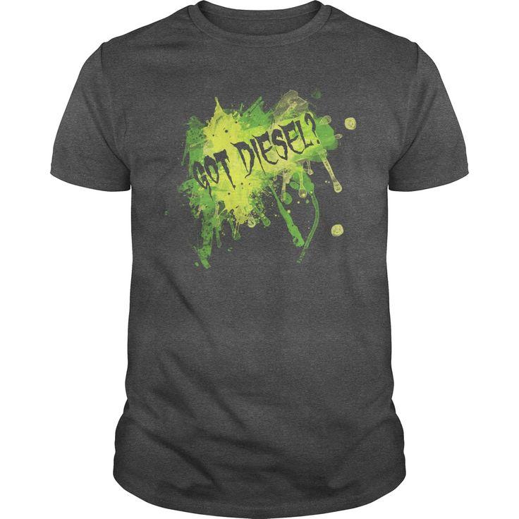 Diesel T Shirt Got Diesel