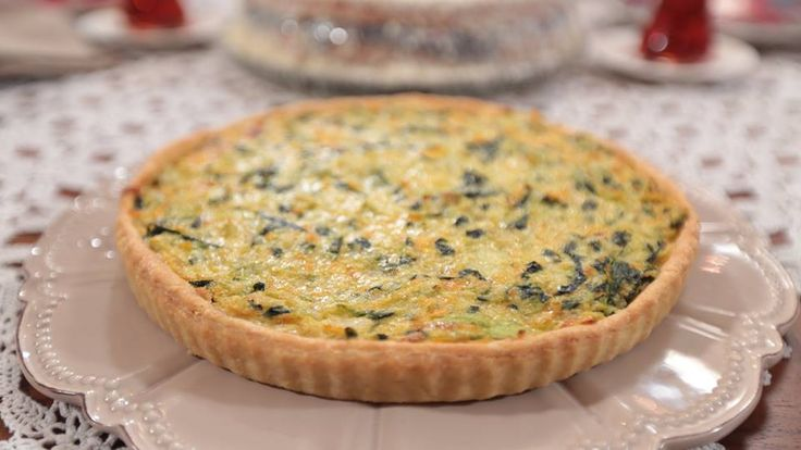 Sebzeli Kiş Tarifi | Nursel'in Mutfağı Yemek Tarifleri