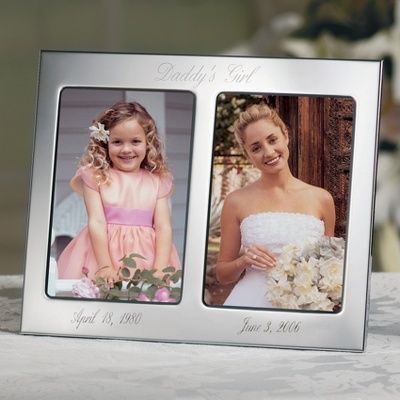 Daddy's Girl Frame for the Father of the Bride