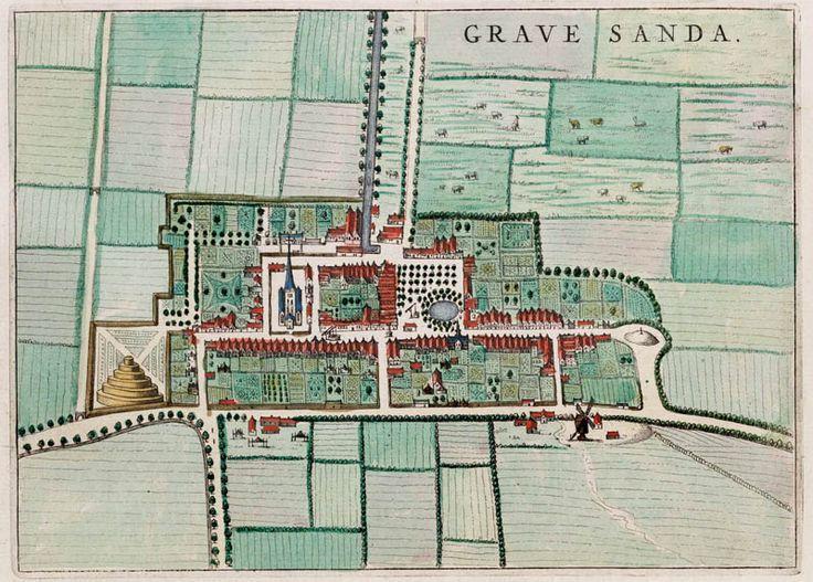 sGravezande 1649 Blaeu