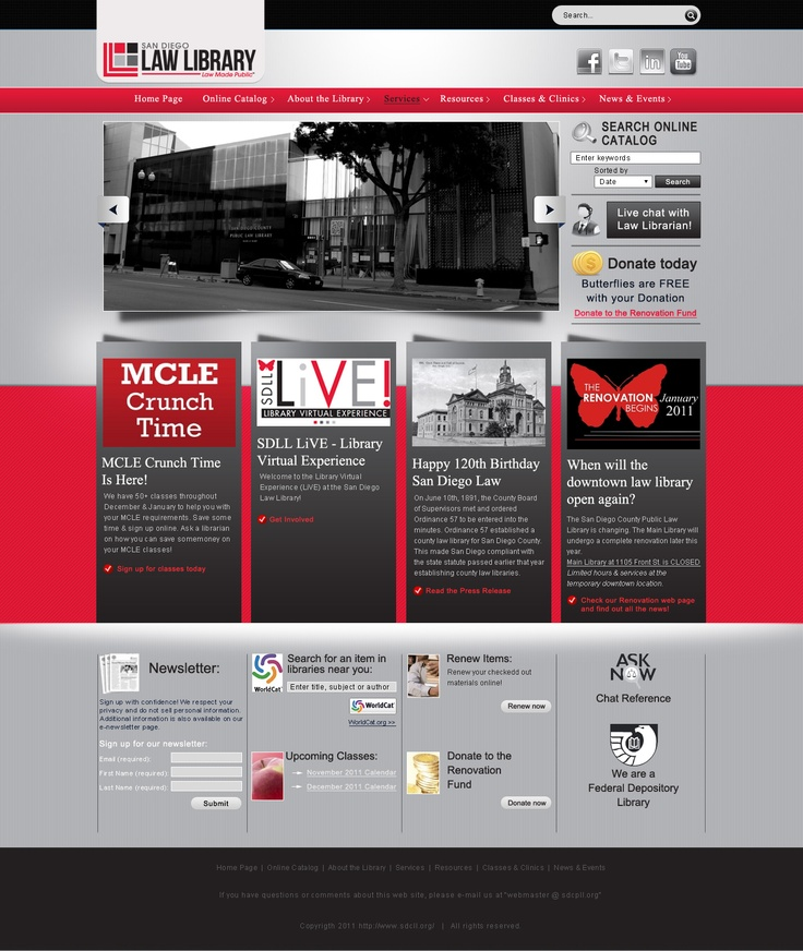 Home Design Websites: 13 Best Images About Cool Homepage Designs On Pinterest